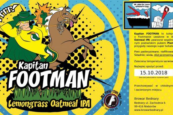 Kapitan Footman Lemon