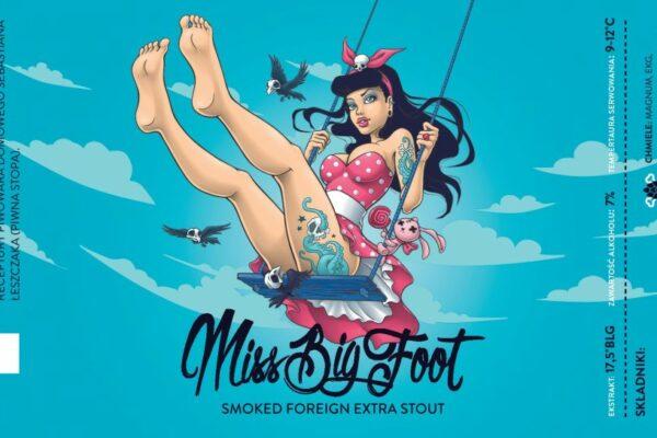 Miss Big Foot