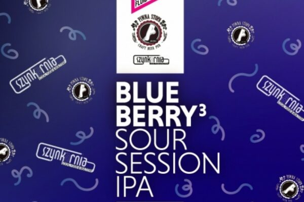 Blue Berry Sour Session IPA